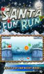 Santa Fun Run - Android screenshot 2/3