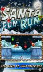 Santa Fun Run - Android screenshot 3/3