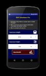 BMI Calculators Pro screenshot 1/2