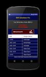 BMI Calculators Pro screenshot 2/2