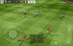 First Touch Soccer 2015 screenshot 1/3
