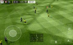 First Touch Soccer 2015 screenshot 3/3