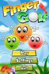 Finger Golf screenshot 1/5