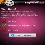 FreePlay Bollywood Quiz Lite screenshot 2/2