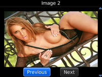 Hot Models Photo show screenshot 2/2