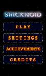 Bricknoid the Brick Breaker screenshot 5/5