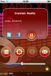 - X3 Iran Radio screenshot 1/1