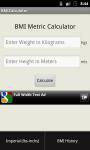 BMI Calculator Tracker screenshot 2/3