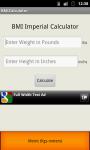 BMI Calculator Tracker screenshot 3/3