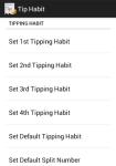 Tip Habit - Tip Calculator screenshot 3/3