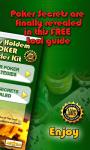 Texas Holdem Poker Hustler Kit free screenshot 3/3