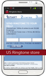 Ringtone Store : Easy Download screenshot 2/4