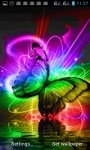 BUTTERFLY COLOR LWP screenshot 1/3