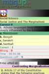 Class 8 - Social Justice and The Marginalised screenshot 3/3