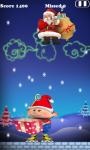Catch the Santa Gift screenshot 2/3