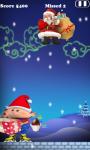 Catch the Santa Gift screenshot 3/3