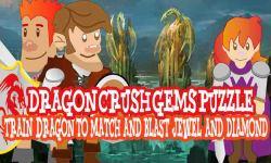 Dragon Crush Gems Puzzle Mania Blast Jewel Diamond screenshot 1/6