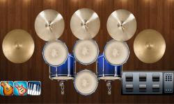 Metal Real Drum screenshot 1/1