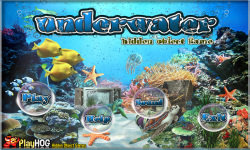 Free Hidden Object Games - Underwater screenshot 1/4