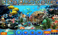 Free Hidden Object Games - Underwater screenshot 3/4