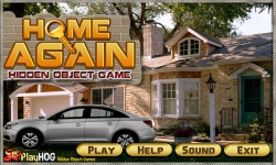 Free Hidden Object Games - Home Again screenshot 1/4