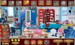 Free Hidden Object Games - Home Again screenshot 3/4