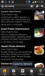 Japan Food Addict screenshot 2/3