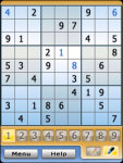 Sensible Sudoku for UIQ 3 screenshot 1/1