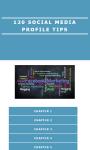 120 SOCIAL MEDIA PROFILE TIPS screenshot 2/4