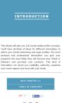120 SOCIAL MEDIA PROFILE TIPS screenshot 3/4