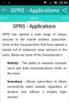 Learn GPRS screenshot 2/3