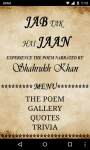 Jab Tak Hai Jaan Fan Made App screenshot 2/6