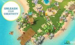 Paradise Fun on the island screenshot 1/4
