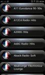 Radio FM France screenshot 1/2