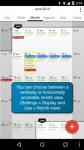 CalenGoo - Agenda en taken ultimate screenshot 1/6