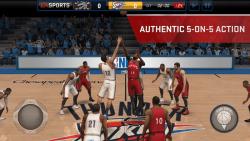 NBA LIVE Mobile screenshot 2/6