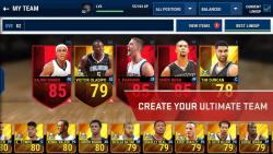 NBA LIVE Mobile screenshot 3/6