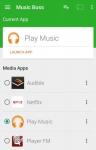 Music Boss for Pebble original screenshot 5/6