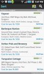 Eattr- Find restaurant in budget screenshot 3/6