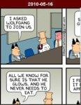Dilbert Comic Strip Reader screenshot 1/1