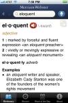 Merriam-Webster Dictionary - Merriam-Webster, Inc. screenshot 1/1