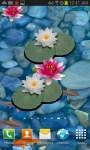 3D Koi Pond Live Wallpaper free screenshot 1/3