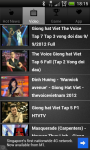 Giong Hat Viet The Voice Viet Nam screenshot 3/3