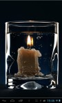 Candle in water screenshot 1/3