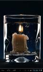 Candle in water screenshot 2/3