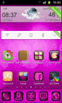 Cyanogen Pink Theme screenshot 1/3