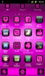 Cyanogen Pink Theme screenshot 2/3