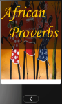 African Proverbs Collection screenshot 1/5