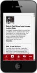 Detroit Red Wings Rumours screenshot 2/4