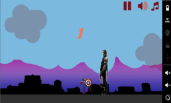 Running Captain America screenshot 3/3